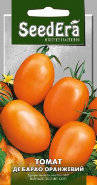 Томат Де Барао оранжевий