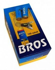 Стрічка липка для мух Bros