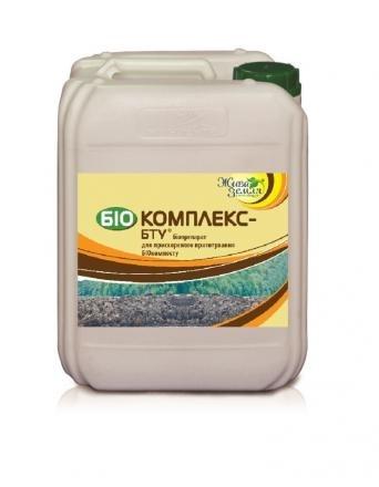 БІОКОМПЛЕКС БТУ-р для компостування