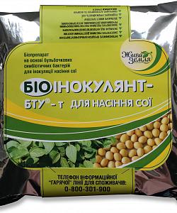 Біоінокулянт БТУ-т (на основі торфу)
