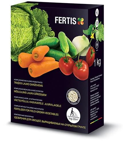 Фертис для овощей