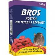 Бросс Брикеты от мышей и крыс 100г