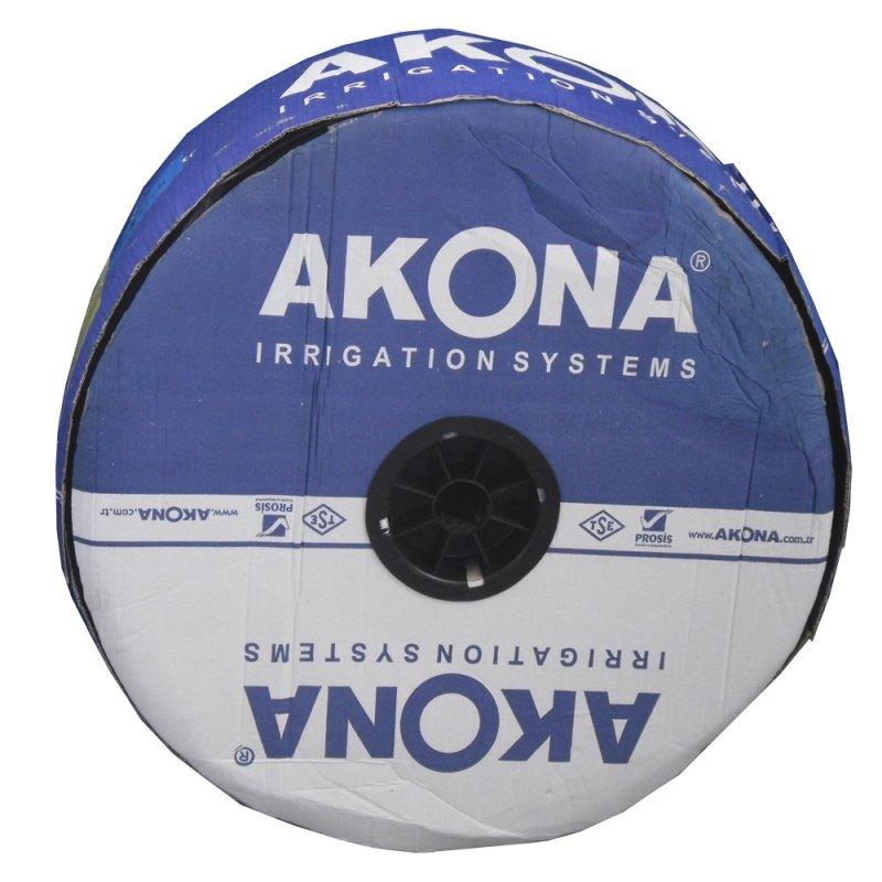 Капельная трубка AKONA (Drip Life) Турция 30см 6 mil бухта 3000 м