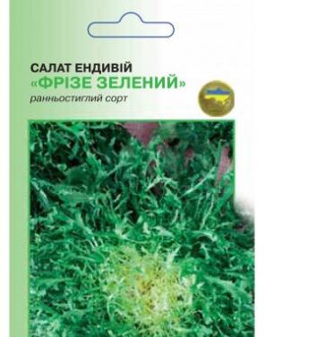 Салат Ендивий (Фризе зеленый)