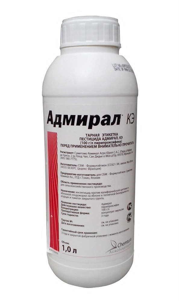 Адмірал Нуфарм 1 л