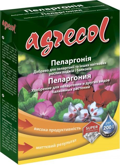 Добриво для пеларгонії (15-10-25)