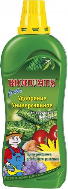 Добриво універсальне - BIOHUMUS (0.5-0-0.5)