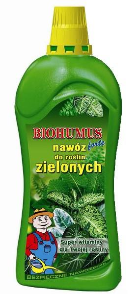 Добриво для зелених рослин - BIOHUMUS (0.7-0.2-0.5)
