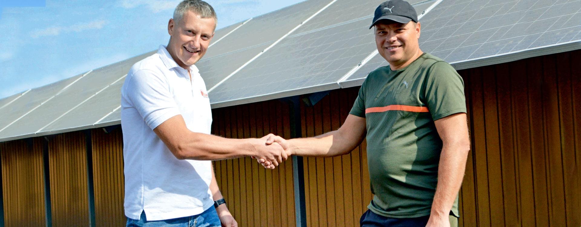 Sunnik | Сонячні панелі - це екологічно чиста енергетика, і високий дохід від інвестицій