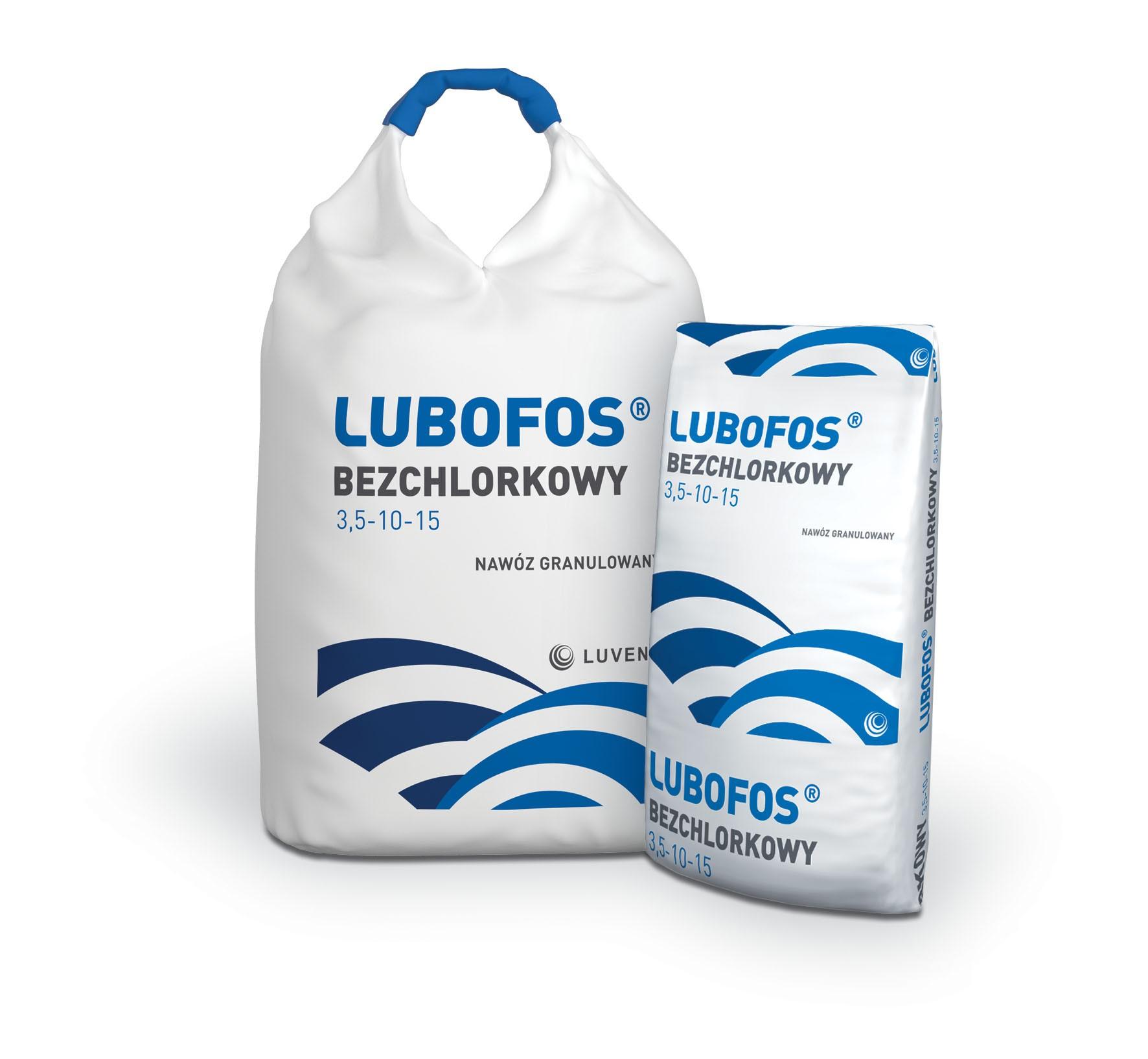 Любофос Без хлору