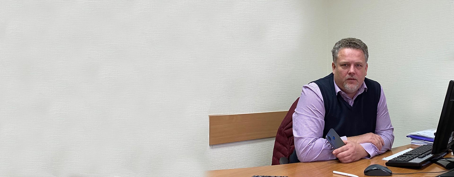 Іван Тоцький | директор компанії «SEED TRADE AGRO»