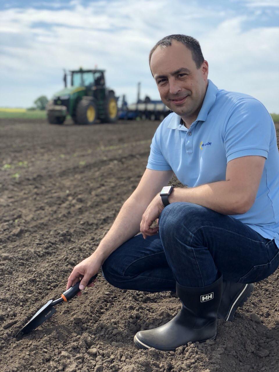 Сергій Антоненко, директор компанії «Юг Агролідер»: