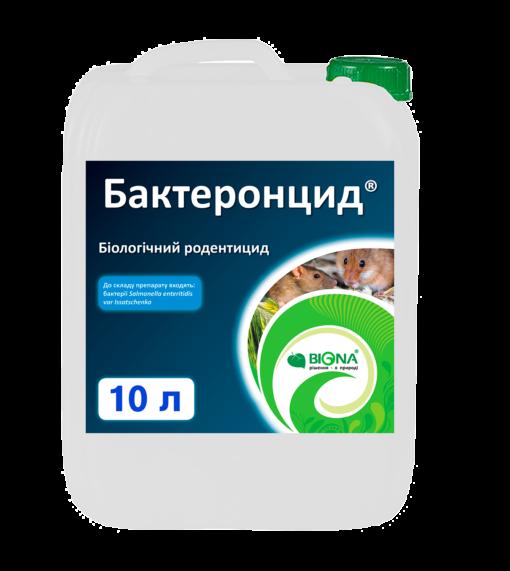 Бактеронцид гель