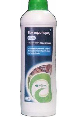 Бактеронцид біологічний гель для боротьби з Гризунами 1 л.